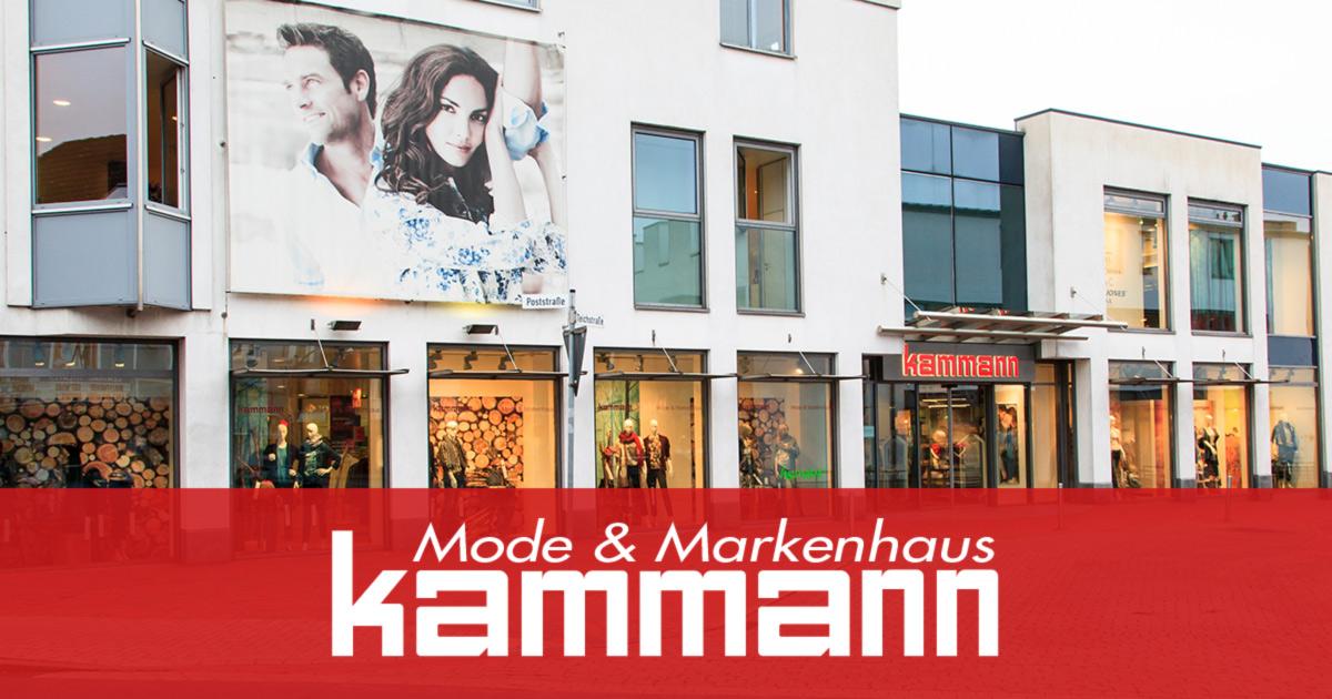 Kammann Ohz herzlich willkommen modehaus kammann gmbh co kg